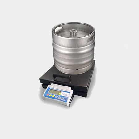 Keg Weighing Scale