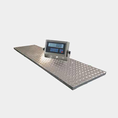 Low Profile Livestock Weighing Scales